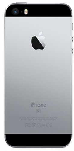 Chassi Central iPhone SE Cor Space Grey C/ Componentes