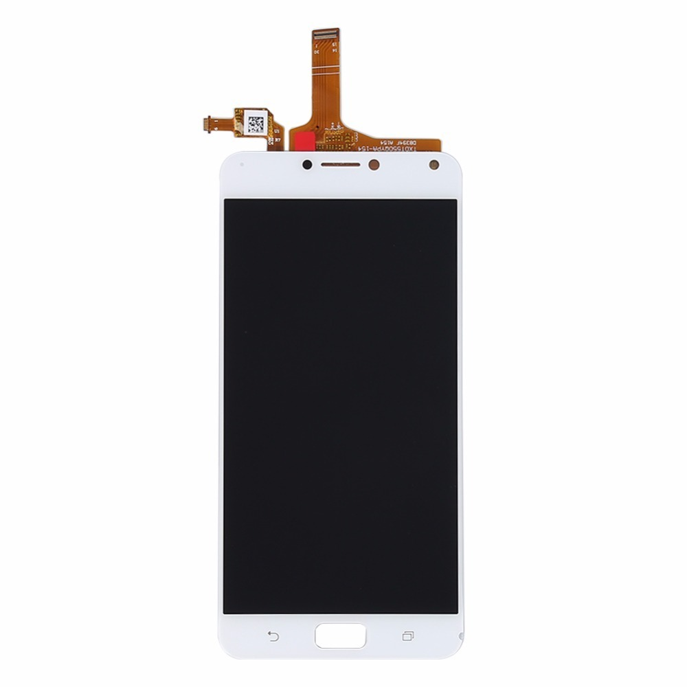 Display LCD Touch Asus Zenfone 4 Max branco ZC554KL