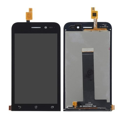 Display LCD   touch para Asus Zenfone Go ZB452KG, Preto