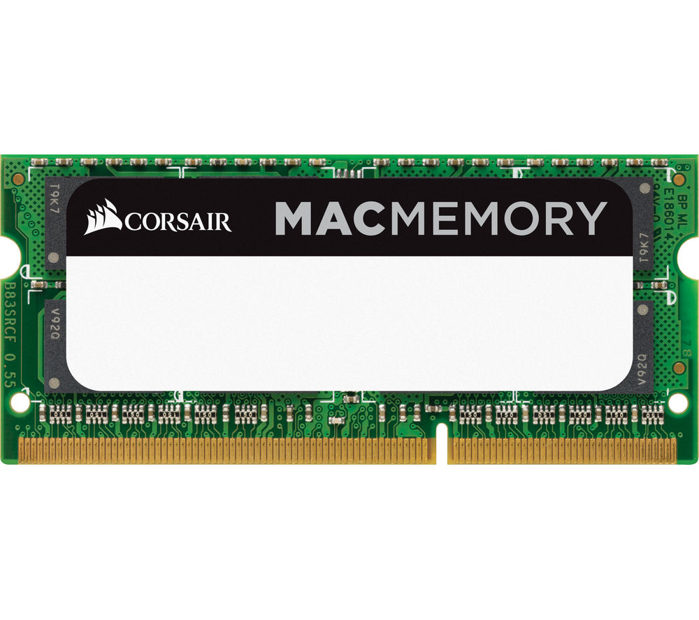 Memória Corsair 1x8Gb DDR3 1333Mhz MacMemory Unbuffered