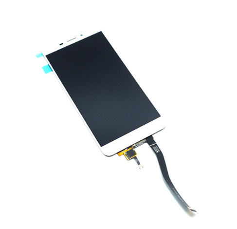 Display LCD   Touch para Asus Zenfone 3 Laser ZC551KL branco