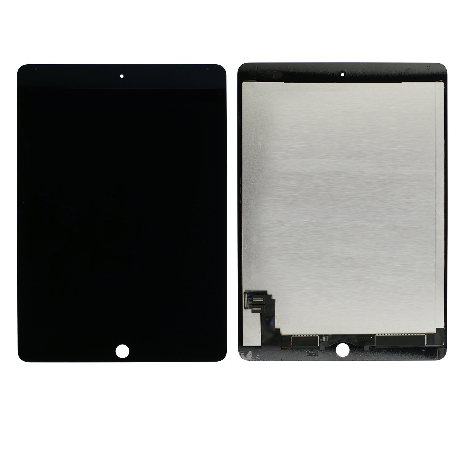 Display completo touch   LCD para iPad Air 2 preto