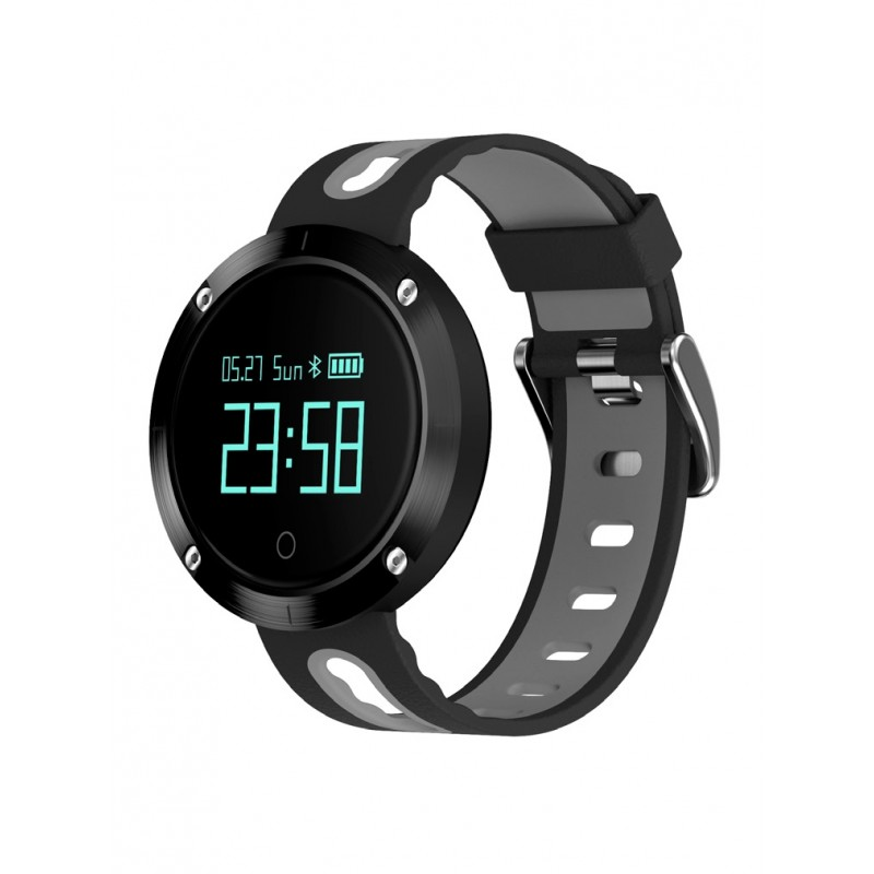 Smartwatch Billow Preto cinza XS30BG