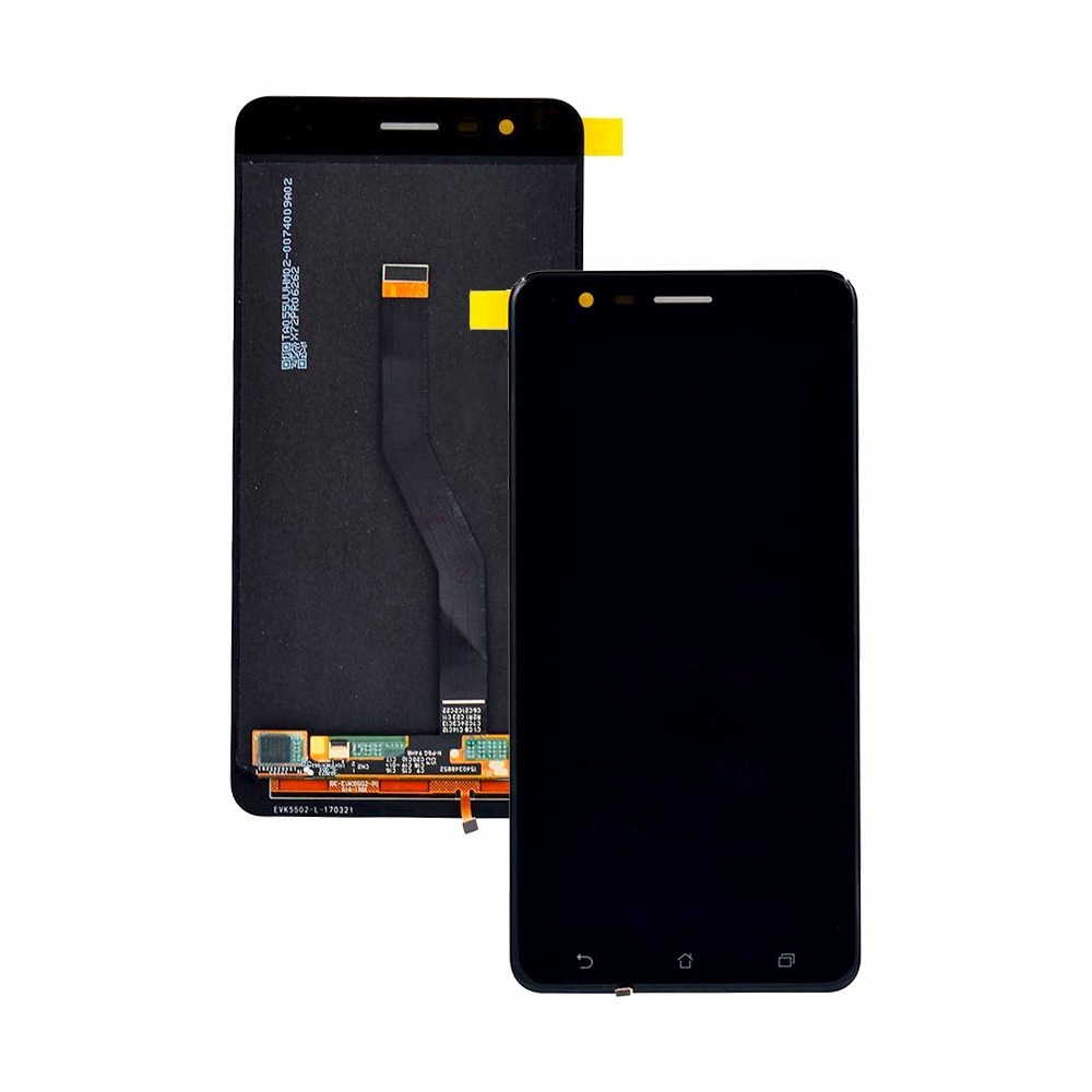 Display/LCD Touch Preto para Asus Zenfone 3 Zoom ZE553KL