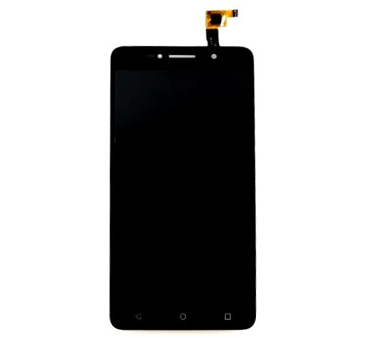 Display LCD e Touch Alcatel One Touch Pixi 4 preto