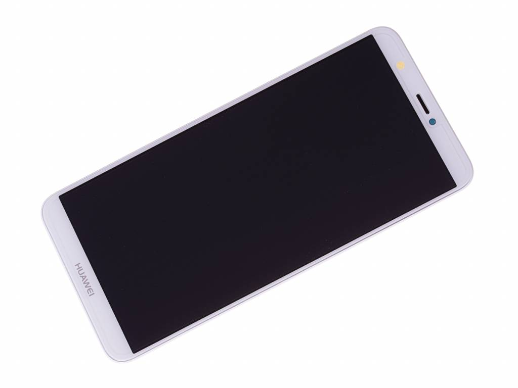 Display LCD e touch para Huawei P Smart Branco