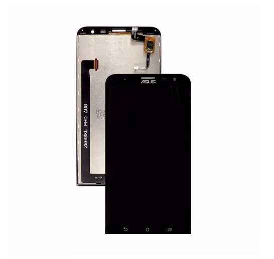 Display LCD   Touch para Asus Zenfone 2 Laser ZE601KL preto