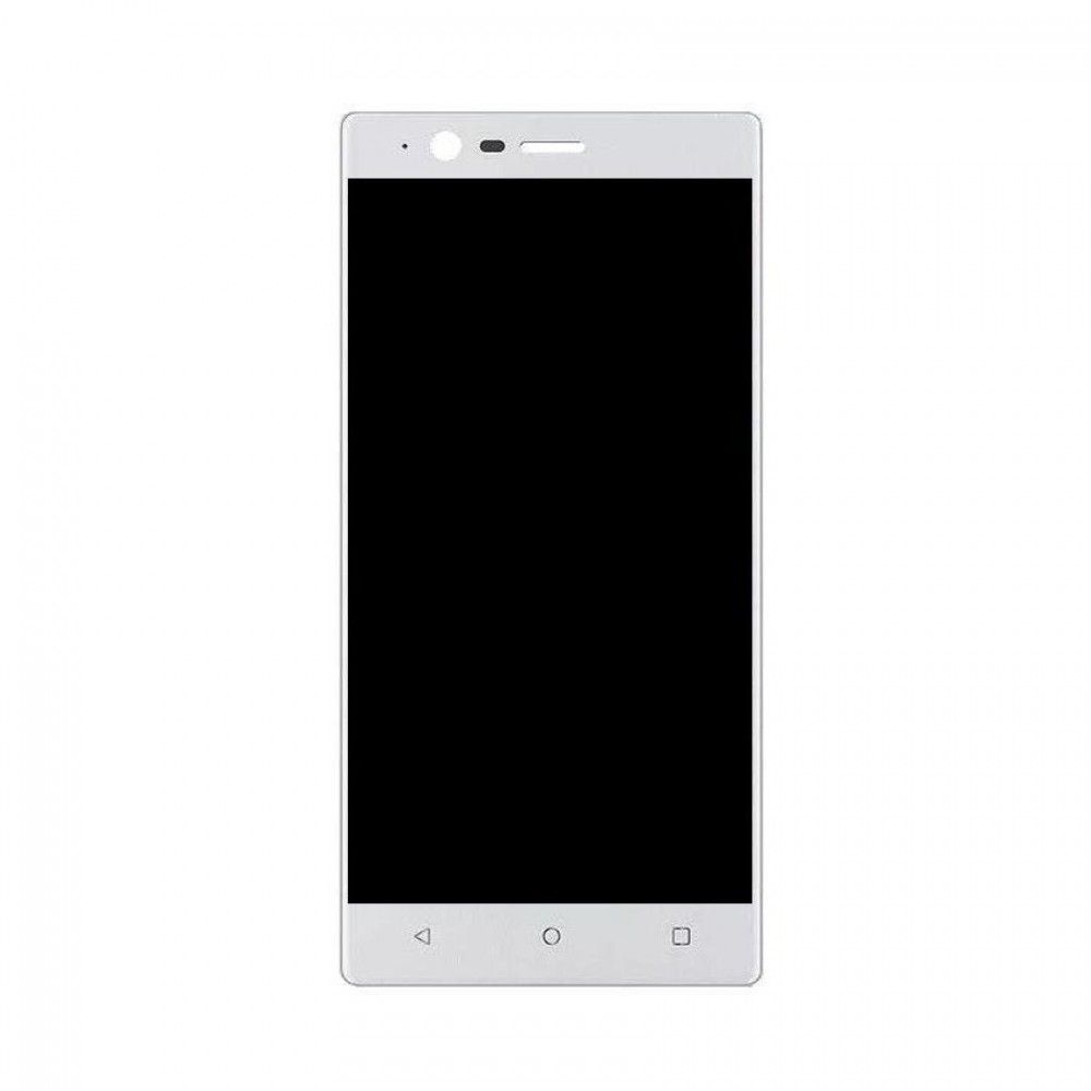Display LCD e Touch para Nokia 3 branco