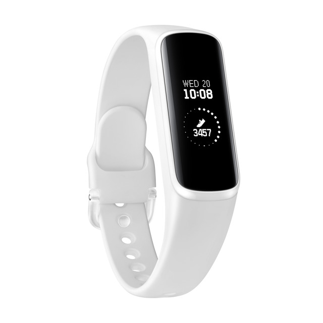 Smartwatch Samsung Galaxy Fit e Branco