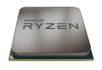 AMD Ryzen 5 3600, 3,6 GHz  with Wraith Stealth cooler