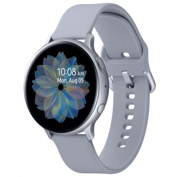 Smartwatch Samsung Galaxy Active 2 40mm Alumínio prateado