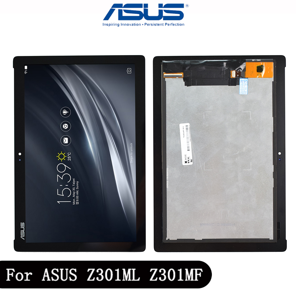Display e touch para tablet Asus Z301M preto