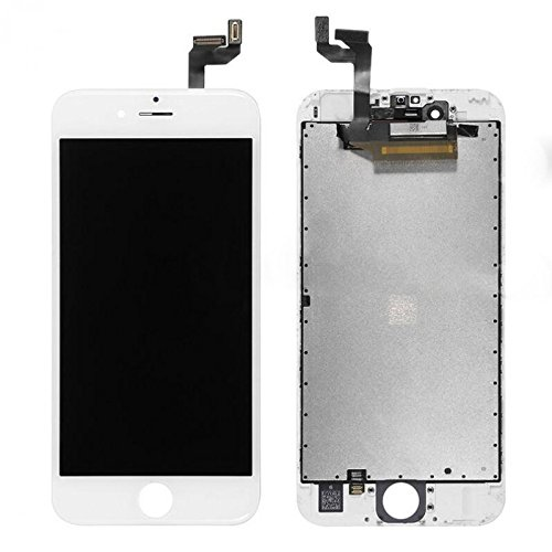 new product 0b3b7 05a35 LCD / display e touch iPhone 6S Branco Original