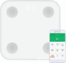 Balança Xiaomi Mi Body Composition Scale 2 Branco