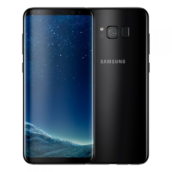 Telem 243 Vel Samsung S8 Midnight Black G950f 4gb 64gb